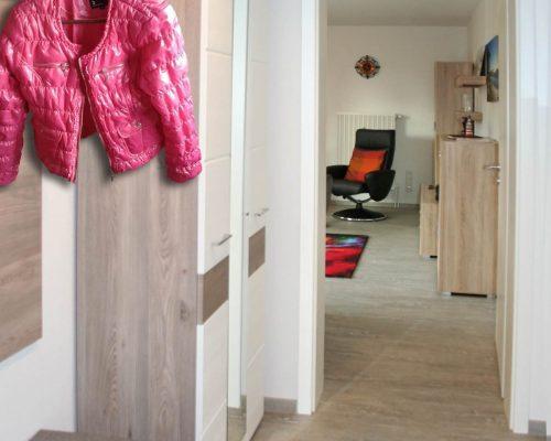 SPO-Hanack - Flur mit Garderobe