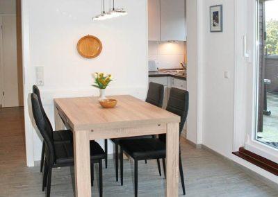 SPO-Hanack - Wohnliche Essecke mit 4 Stühlen
